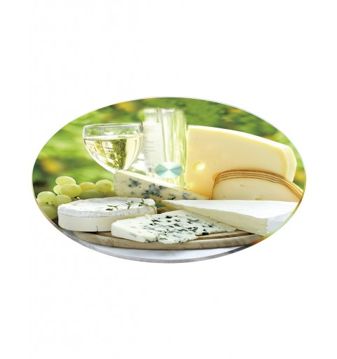Stiklinė lentutė sūriui
