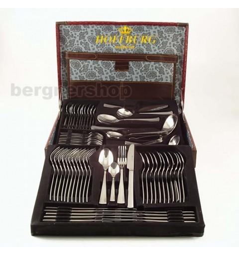 Stalo įrankių rinkinys HOFFBURG. 72 dalių