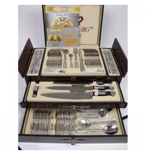 Stalo įrankių rinkinys HOFFBURG. 90 dalių