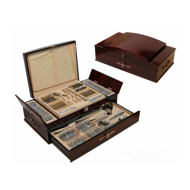 Stalo įrankių rinkinys HOFFBURG. 84 dalių