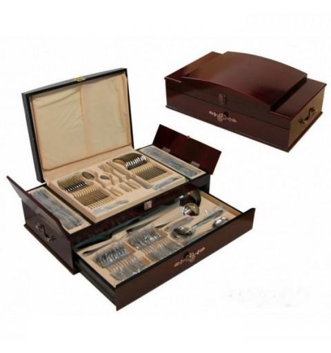 Stalo įrankių rinkinys HOFFBURG. 84 dalių Stalo įrankiai HOFFBURG