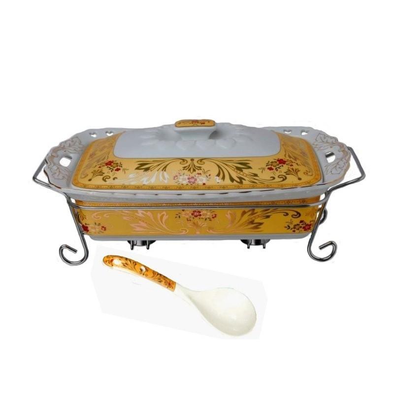 Maisto šildytuvas (marmitas). 2.5L