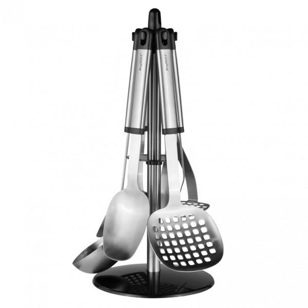 7 dalių virtuvės įrankių rinkinys Berghoff Essentials Virtuvės Įrankių Rinkiniai Berghoff