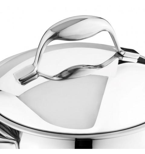 Puodas Berghoff Zeno 2.5L Nerūdijančio Plieno puodai Berghoff