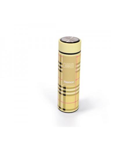 Termosas 500 ml. Fissman (geltonas) Termosai Fissman