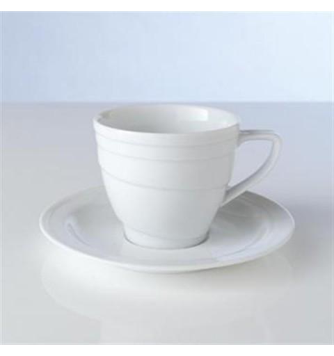 Puodelis kavai su lėkštute Berghoff 150 ml