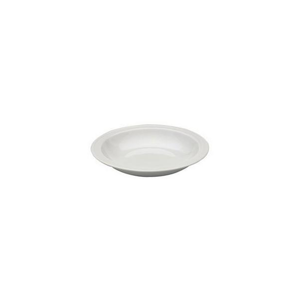 Porcelianinė sriubinė lėkštė 21,5 CM