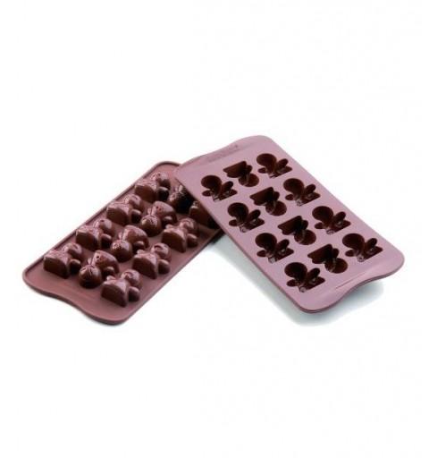 Silikoninė formelė saldainiams MOOD, Silikomart