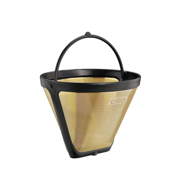 Auksinis kavos filtras, Cilio 4 dydis
